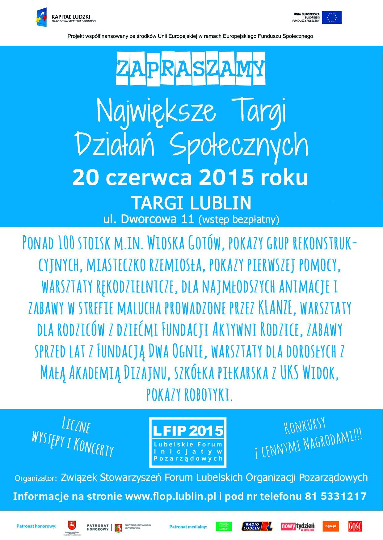 Plakat LFIP2015